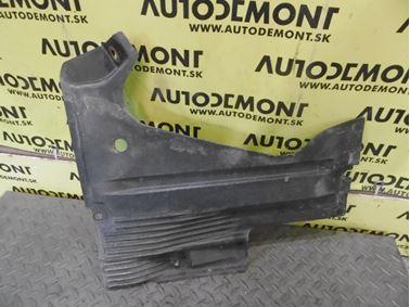 Left chassis cover 4F0825215L 4F0825215M - Audi A6 C6 4F 2008 Avant Quattro S - Line 3.0 Tdi 171 kW ASB KGX