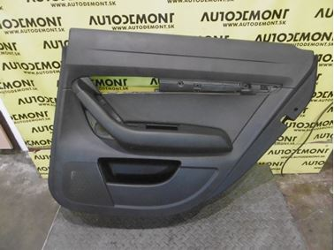 Rear right door trim panel 4F0867306K - Audi A6 C6 4F 2008 Avant Quattro S - Line 3.0 Tdi 171 kW ASB KGX