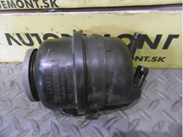 Power steering oil bottle 4F0422371E - Audi A6 C6 4F 2008 Avant Quattro S - Line 3.0 Tdi 171 kW ASB KGX