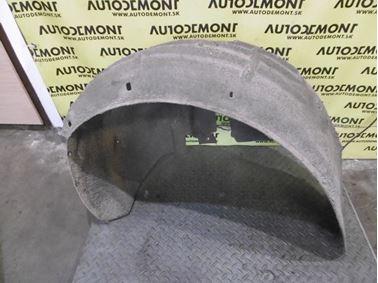 Rear right wheelhouse liner 4F0810172D - Audi A6 C6 4F 2008 Avant Quattro S - Line 3.0 Tdi 171 kW ASB KGX