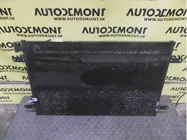Air conditioning condenser 4F0260401M - Audi A6 C6 4F 2008 Avant Quattro S - Line 3.0 Tdi 171 kW ASB KGX