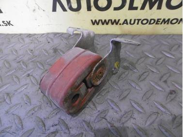 Exhaustion pipe holder & bracket 4F0253144N 4F0253147 - Audi A6 C6 4F 2008 Avant Quattro S - Line 3.0 Tdi 171 kW ASB KGX