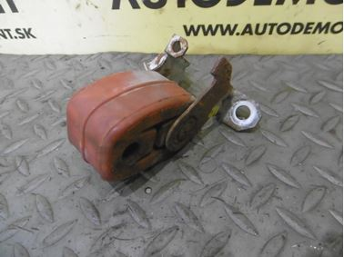 Exhaustion pipe holder & bracket 4F0253144M 4F0253147 - Audi A6 C6 4F 2008 Avant Quattro S - Line 3.0 Tdi 171 kW ASB KGX