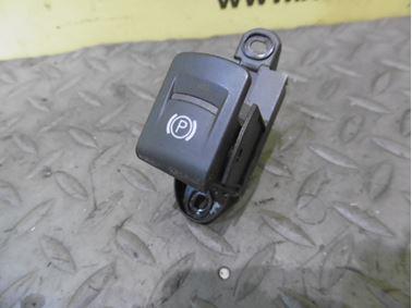 Switch for electromechanical parking brake 4F1927225 4F1927225B - Audi A6 C6 4F 2008 Avant Quattro S - Line 3.0 Tdi 171 kW ASB KGX