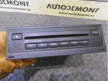 CD´s Changer 4E0035110A 4E0910110E - Audi A6 C6 4F 2008 Avant Quattro S - Line 3.0 Tdi 171 kW ASB KGX