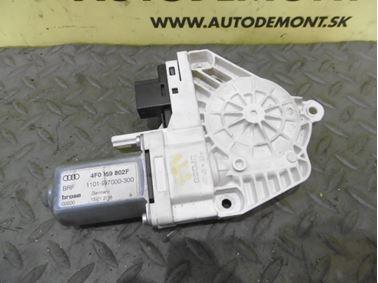 Rear right window regulator motor 4F0959802F - Audi A6 C6 4F 2008 Avant Quattro S - Line 3.0 Tdi 171 kW ASB KGX