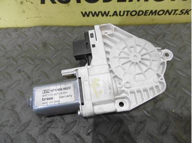 Front right window regulator motor 4F0959802D - Audi A6 C6 4F 2008 Avant Quattro S - Line 3.0 Tdi 171 kW ASB KGX