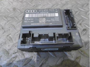 Window regulator control unit 4F0959792E 4F0910793E - Audi A6 C6 4F 2008 Avant Quattro S - Line 3.0 Tdi 171 kW ASB KGX