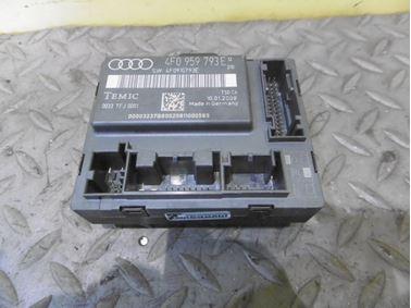 Door Control Unit Module 4F0959793E 4F0910793E - Audi A6 C6 4F 2008 Avant Quattro S - Line 3.0 Tdi 171 kW ASB KGX
