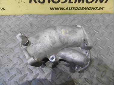Throttle valve adapter 059145997H - Audi A6 C6 4F 2008 Avant Quattro S - Line 3.0 Tdi 171 kW ASB KGX