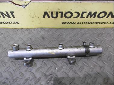 Fuel injector rail 059130090AG - Audi A6 C6 4F 2008 Avant Quattro S - Line 3.0 Tdi 171 kW ASB KGX