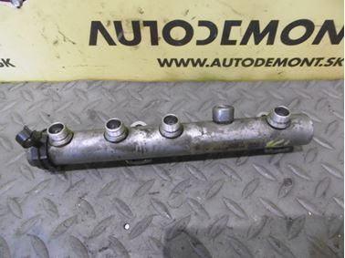 Fuel injector rail 059130089AB - Audi A6 C6 4F 2008 Avant Quattro S - Line 3.0 Tdi 171 kW ASB KGX
