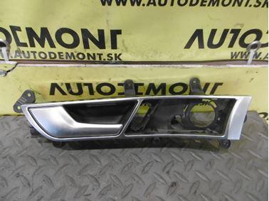 Front left interior door handle 4F0837019C - Audi A6 C6 4F 2008 Avant Quattro S - Line 3.0 Tdi 171 kW ASB KGX