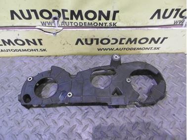 Timing belt cover 059109133R 059109133Q - Audi A6 C6 4F 2008 Avant Quattro S - Line 3.0 Tdi 171 kW ASB KGX