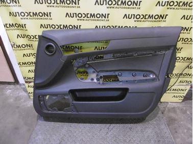 Front right door trim panel 4F1867106C - Audi A6 C6 4F 2008 Avant Quattro S - Line 3.0 Tdi 171 kW ASB KGX
