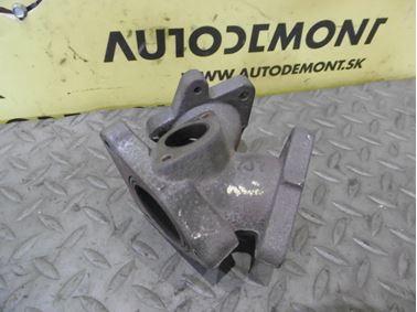 Exhaust manifold centre 059131799H - Audi A6 C6 4F 2008 Avant Quattro S - Line 3.0 Tdi 171 kW ASB KGX