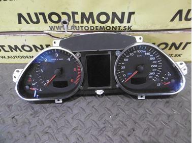 Speedometer 4F0920933J 4F0920933JX 4F0920932JX 4F0910930A - Audi A6 C6 4F 2008 Avant Quattro S - Line 3.0 Tdi 171 kW ASB KGX
