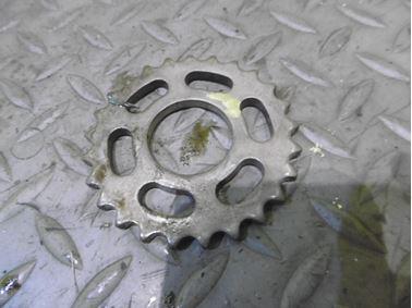Timing chain pulley 057109116J - Audi A6 C6 4F 2006 Avant Quattro S - Line 3.0 TDI 165 kW BMK HKG