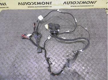 Front Right Door Wiring Harness 4F1971030AD - Audi A6 C6 4F 2008 Avant Quattro S - Line 3.0 Tdi 171 kW ASB KGX