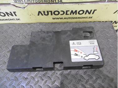 Battery cover 4F0915429C - Audi A6 C6 4F 2008 Avant Quattro S - Line 3.0 Tdi 171 kW ASB KGX
