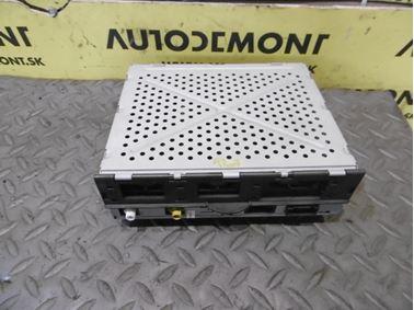 Radio Receiver Control Unit 4F0035541L 4E0910541Q - Audi A6 C6 4F 2008 Avant Quattro S - Line 3.0 Tdi 171 kW ASB KGX