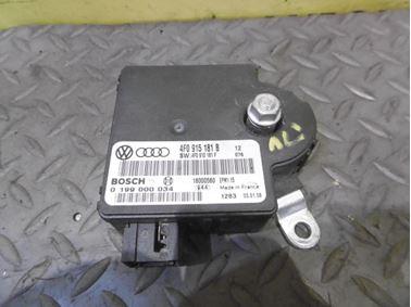 Battery Control Unit 4F0915181B 4F0910181F - Audi A6 C6 4F 2008 Avant Quattro S - Line 3.0 Tdi 171 kW ASB KGX