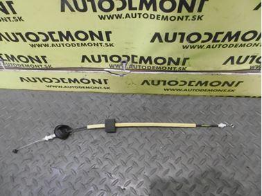 Right & Left Rear Door Lock Bowden Cable 4F0839085B - Audi A6 C6 4F 2008 Avant Quattro S - Line 3.0 Tdi 171 kW ASB KGX