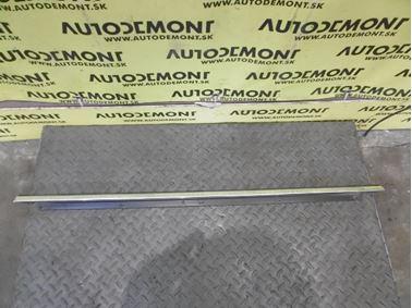Rear left door molding 4F0853763C 4F0853763E 4F0853763 4F0853763A - Audi A6 C6 4F 2008 Avant Quattro S - Line 3.0 Tdi 171 kW ASB KGX