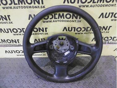 Steering wheel 4F0419091DF - Audi A6 C6 4F 2008 Avant Quattro S - Line 3.0 Tdi 171 kW ASB KGX