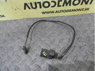 Front Hood Lock Micro Switch 4F0953236 - Audi A6 C6 4F 2006 Avant Quattro 3.0 TDI 165 kW BMK HXN