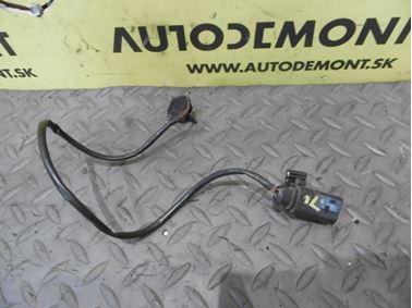 Front Hood Lock Micro Switch 4F0953236 - Audi A6 C6 4F 2008 Allroad Avant Quattro 3.0 Tdi 171 kW ASB KHC