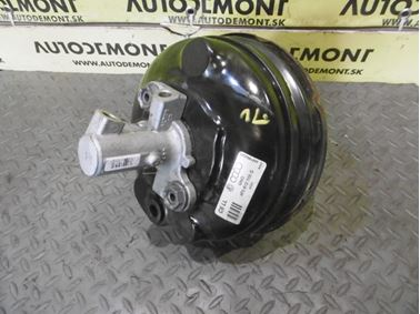 Brake booster with brake master cylinder 4F0612105G - Audi A6 C6 4F 2008 Avant Quattro S - Line 3.0 Tdi 171 kW ASB KGX