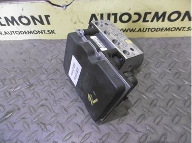 ABS control unit 4F0910517AD 4F0614517AA - Audi A6 C6 4F 2008 Avant Quattro S - Line 3.0 Tdi 171 kW ASB KGX