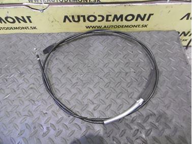Front hood lock cable 4F1823531B 4F1823531A - Audi A6 C6 4F 2008 Avant Quattro S - Line 3.0 Tdi 171 kW ASB KGX