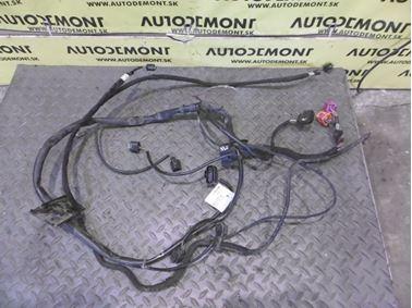 Wiper Motor Wiring Harness 4F1971271AP 4F0955953 - Audi A6 C6 4F 2008 Avant Quattro S - Line 3.0 Tdi 171 kW ASB KGX
