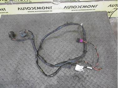 Electric Fun Wiring Harness 4F1971284E 4F1971284G - Audi A6 C6 4F 2008 Avant Quattro S - Line 3.0 Tdi 171 kW ASB KGX