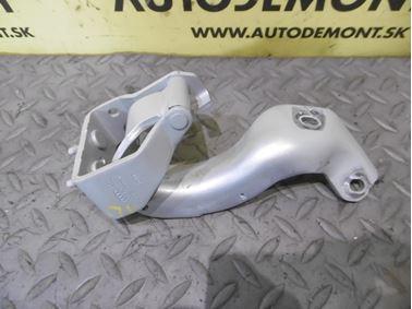 Left hinge for rear trunk 4F9827299D - Audi A6 C6 4F 2008 Avant Quattro S - Line 3.0 Tdi 171 kW ASB KGX
