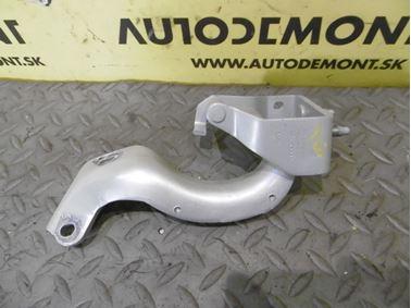 Right hinge for rear trunk 4F9827300D - Audi A6 C6 4F 2008 Avant Quattro S - Line 3.0 Tdi 171 kW ASB KGX