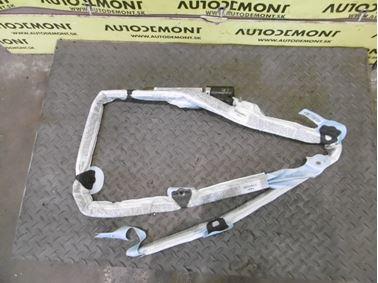 Right roof head airbag 4F9880742A - Audi A6 C6 4F 2008 Avant Quattro S - Line 3.0 Tdi 171 kW ASB KGX