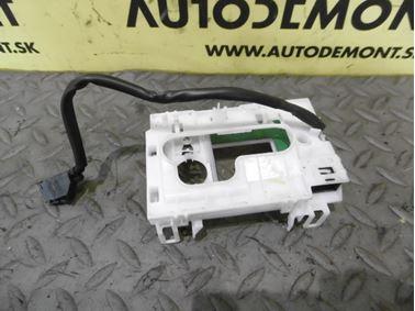Gear selector cover 4F1919065C - Audi A6 C6 4F 2008 Avant Quattro S - Line 3.0 Tdi 171 kW ASB KGX