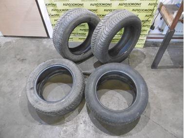 Winter Tyres Michelin Alpin A4 225/55 R16 95H  - Audi A6 C6 4F 2008 Avant Quattro S - Line 3.0 Tdi 171 kW ASB KGX