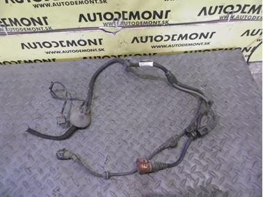 Electromechanical parking brake wiring harness 4F0972253S 4F0972253AD - Audi A6 C6 4F 2008 Avant Quattro S - Line 3.0 Tdi 171 kW ASB KGX