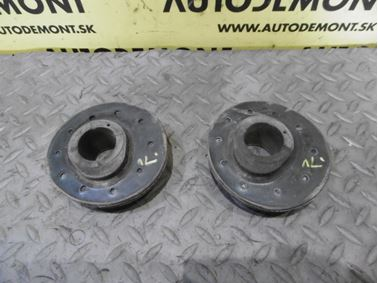 Rear Suspension Shock Mount & Bracket 4F0512297B - Audi A6 C6 4F 2008 Avant Quattro S - Line 3.0 Tdi 171 kW ASB KGX