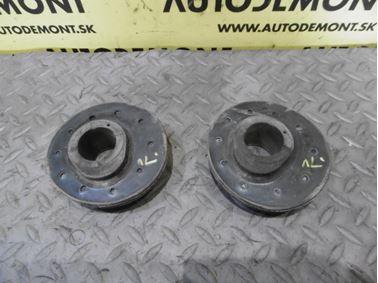 Rear Suspension Shock Mount & Bracket 4F0512297B - Audi A6 C6 4F 2008 Avant Quattro S - Line 3.0 Tdi 171 kW ASB KGX