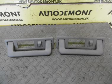 4A0857607 - Roof grab handle - Audi 100 1991 - 1994 A6 1995 - 1997