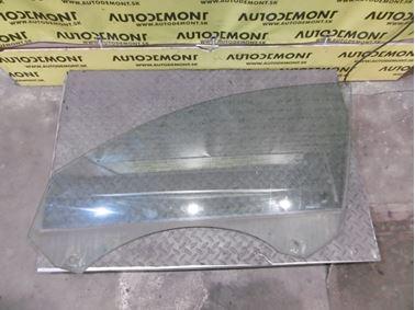Front left glass 4F0845201D - Audi A6 C6 4F 2006 Avant Quattro 3.0 TDI 165 kW BMK HVE