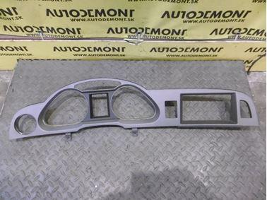 Speedometer cover 4F1857115D 4F1857115B - Audi A6 C6 4F 2006 Avant Quattro 3.0 TDI 165 kW BMK HVE