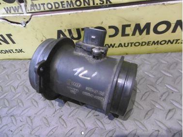 Air mass flow sensor 059906461K - Audi A6 C6 4F 2006 Avant Quattro 3.0 TDI 165 kW BMK HVE