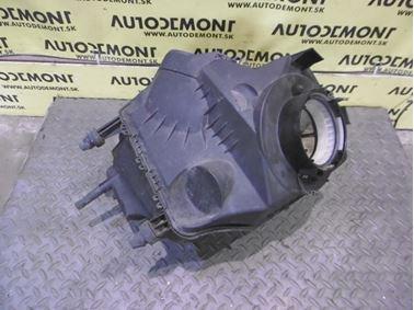 Air filter 059133835E 059133843B 4F0133837BB - Audi A6 C6 4F 2006 Avant Quattro 3.0 TDI 165 kW BMK HVE