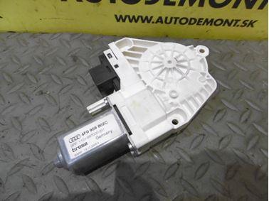 Rear right window regulator motor 4F0959802C - Audi A6 C6 4F 2006 Avant Quattro 3.0 TDI 165 kW BMK HVE